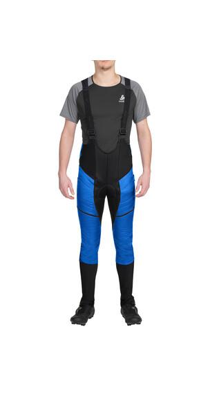 VAUDE Alphapro Bib Pant Men hydro blue